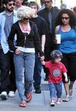 Christina Aguilera, Jordan and Jordan Bratman