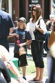 Cindy Crawford and Her Son Presley