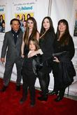 Andy Garcia, Dominik Garcia-Lorido, and Family Premiere of...