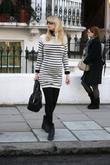 A Pregnant Claudia Schiffer