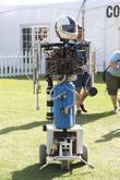 Robot at Coachella
