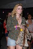 Actress Mischa Barton  at the 2010 Coachella...