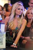 Paris Hilton at the 2010 Coachella Valley Music...