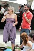 Busy Philipps and husband Marc Silverstein