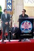 Colin Firth, Guy Pearce, Star On The Hollywood Walk Of Fame, Walk Of Fame