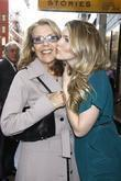 Jill Clayburgh and Lily Rabe