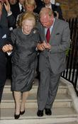 Baroness Margaret Thatcher At The Conservative Way Forward Summer Reception Held At St Stephens Club