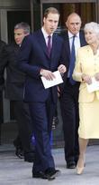 Prince William, Prince, Royal Festival Hall