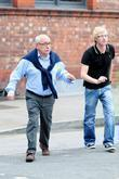 Malcolm Hebden and Coronation Street