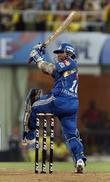Mumbai Indians' batsman Sachin Tendulkar