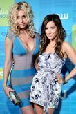 Alyson Michalka and Ashley Tisdale