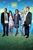 Robbie Jones, Alyson Michalka, Ashley Tisdale and Sharon Leal