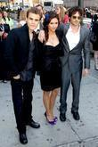 Paul Wesley, Nina Dobrev and Ian Somerhalder