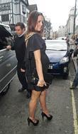 Pregnant Danielle Lloyd