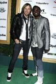 David Guetta and will.i.am of The Black Eyed Peas