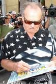 Jack Nicholson, Star On The Hollywood Walk Of Fame