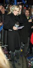 Jenny McCarthy, Dick Clark and Ryan Seacrest