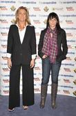 Neve Campbell and Leslie Iwerks