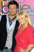 Duncan James and Emma Bunton Photocall to promote...