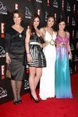 Andrea Arlington, Gabby Arlington, Alexis Arlington and Tess...