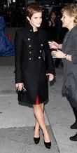 Emma Watson, Ed Sullivan, The Late Show With David Letterman, Ed Sullivan Theatre