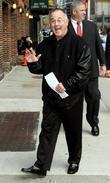 Jeff Altman and David Letterman