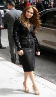 Jennifer Lopez, David Letterman