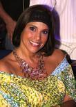 Alexandra Malagon Ednita Nazario performs live at the...