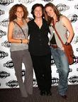 Meredith Scott Lynn, Director Nicole Conn and Ashleigh Sumner