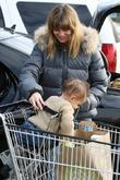 Ellen Pompeo and her daughter Stella Ivery return...