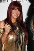 Perla Hudson The EMI Post Grammy Party 2010...