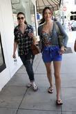 Emmy Rossum and Michelle Trachtenberg