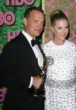 Tom Hanks and Rita Wilson, Tom Hanks, HBO, Rita Wilson, Emmy Awards, Primetime Emmy Awards