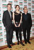 Ian Hislop, Peter Capaldi, Gina McKee, Director Armando Iannucci pose with the award for Best Comedy