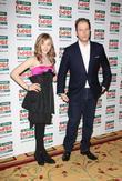 Chloe Moretz and Matthew Vaughn