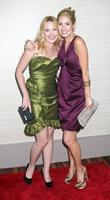 Actress Adrienne Frantz and Ashley Jones arrives at...