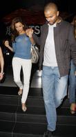 Eva Longoria and Tony Parker