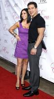 Mario Lopez and Eva Longoria