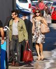 Eva Mendes and Jimmy Kimmel