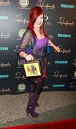 kate pierson of b52s at the we are family 8th annua