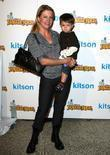Melissa Joan Hart and son Brady Hart Wilkerson