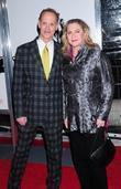 John Waters and Kathleen Turner
