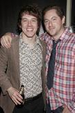 John Gallagher, Jr. and Jason Eagan