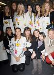 Yasmin Le Bon, Kelly Hoppen and Melanie Blatt