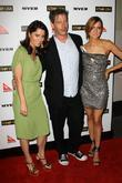 Robin Tunney and Kate Beahan