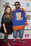 Kevin Smith with his daughter The 2010 AOL...