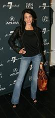 Danielle Staub attends the launch party for the 15th Anniversary of the Gen Art Film Festival