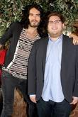 Russell Brand and Jonah Hill