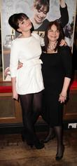Gizzi Erskine and Guest