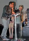 David Lachapelle and Amanda Lepore